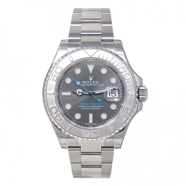 Rolex Yacht-Master Oyster Perpetual Date Stainless Steel Automatic Watch 116622